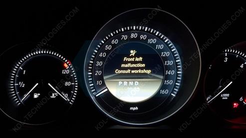 Details About For Mercedes E Class W211 Bypass Passenger Seat Occupancy Mat Emulator
