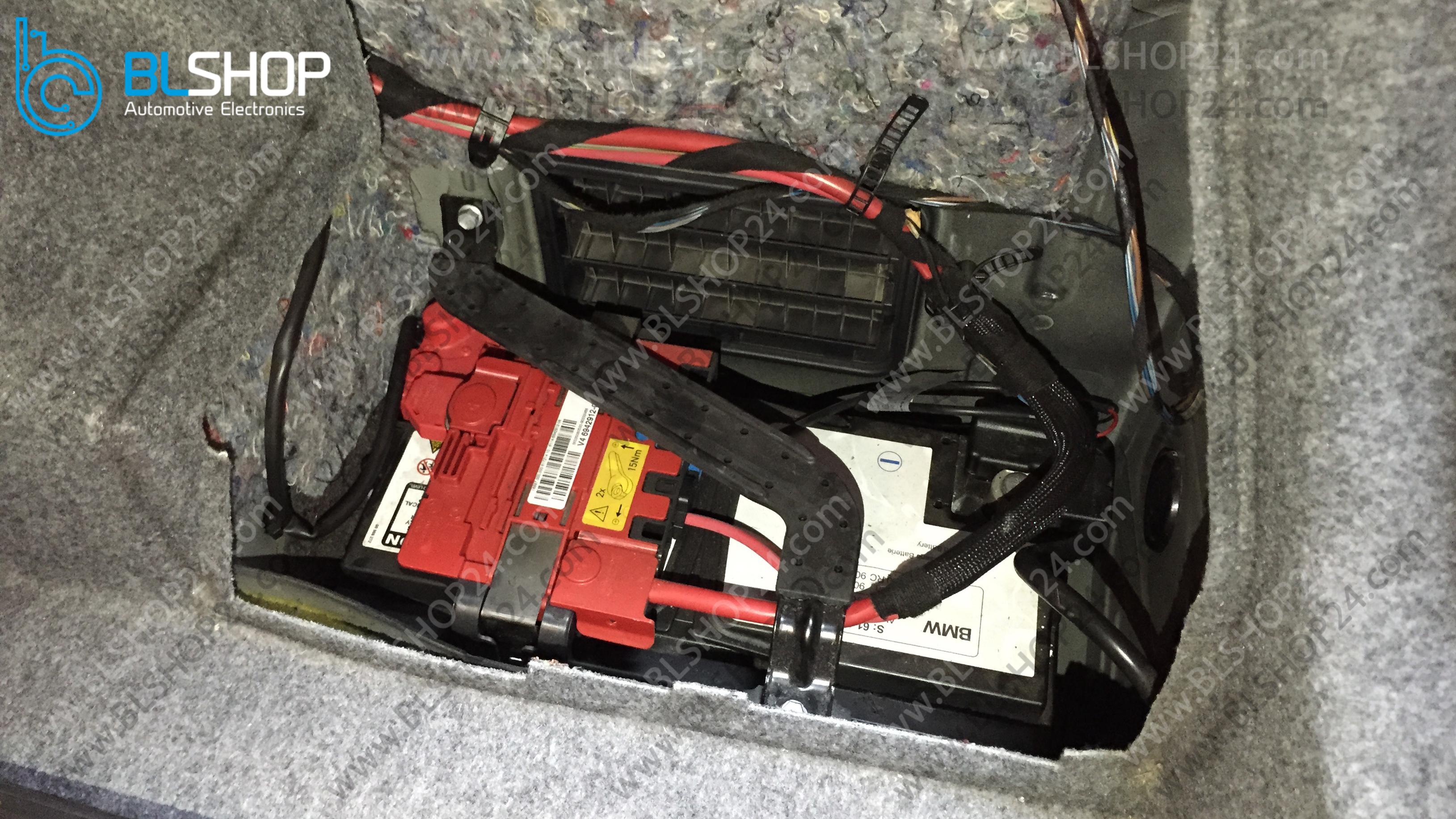 Battery Safety Terminal emulator installation - Step 2